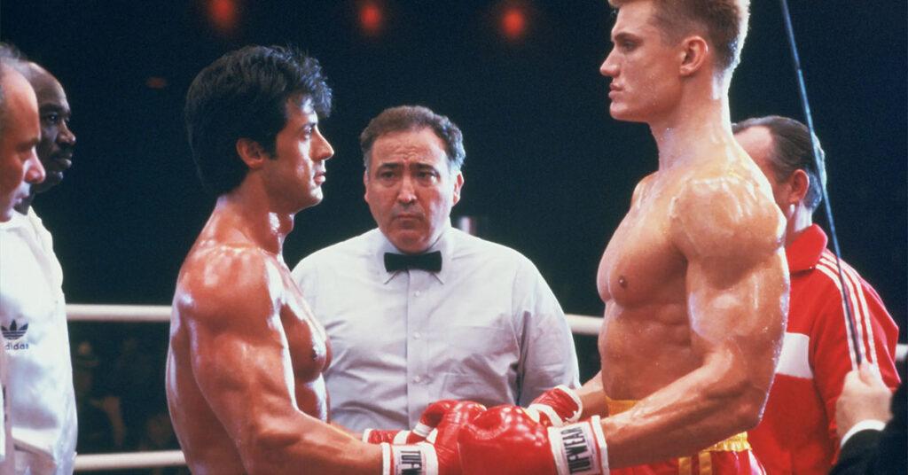Rocky - Drago